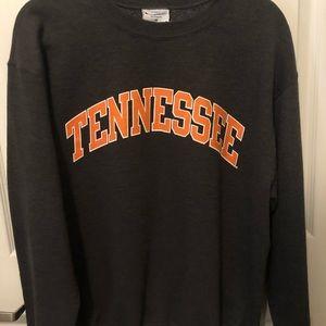 dark grey utk sweatshirt pullover